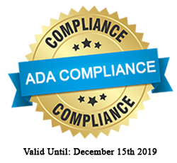 ADA Compliance Seal